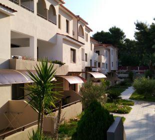 Außenansicht Hotel Amari