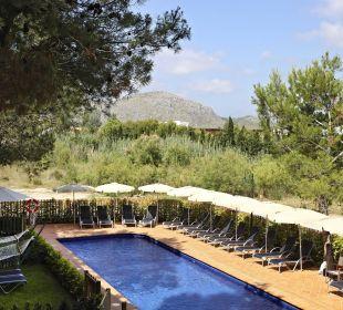 Pool  Hotel Viva Tropic