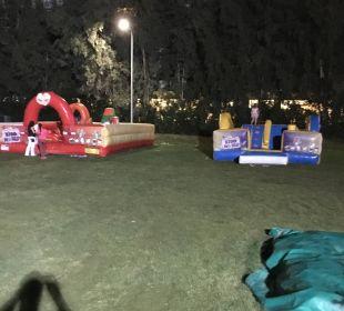 Jeden abend Hüpfburgen für Kinder Belek Beach Resort Hotel