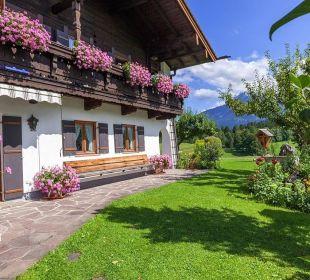 Terrasse Ferienwohnungen Hochbichllehen