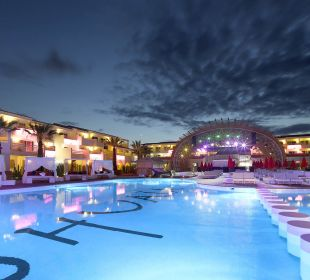 Pool Ushuaia Ibiza Beach Hotel - The Tower / The Club