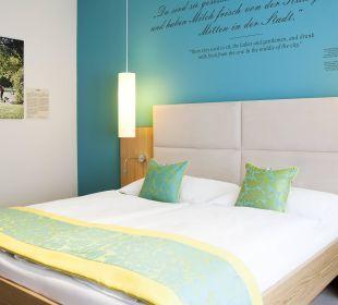 Oase schlafen Das Capri.Ihr Wiener Hotel