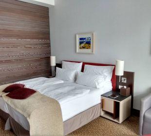 Blick ins Zimmer Kempinski Hotel Berchtesgaden