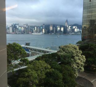 Ausblick InterContinental Hotel Grand Stanford Hong Kong