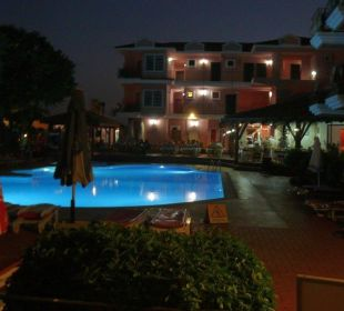 Poolblick Hotel Günes