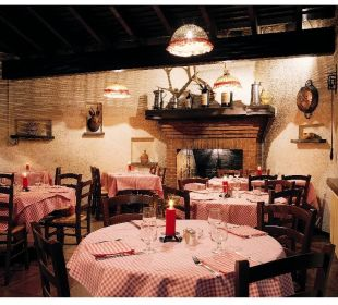 Ristorante Al Barilotto Hotel De La Paix