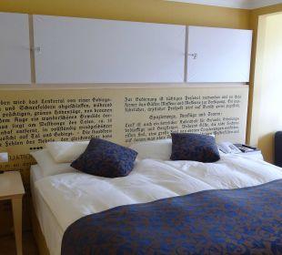 Sehr bequeme Boxspring-Betten Lenkerhof gourmet spa resort