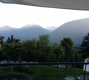 Blick Richtung Berge Genusshotel Der Weinmesser