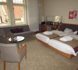 Junior suite #302/303 K+K Hotel Central