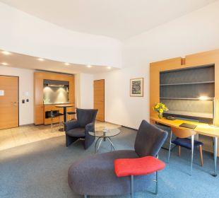 Executive Zimmer Novum Select Hotel Berlin Ostbahnhof
