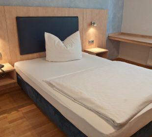 Einzelzimmer Komfort Badischer Hof Hotel
