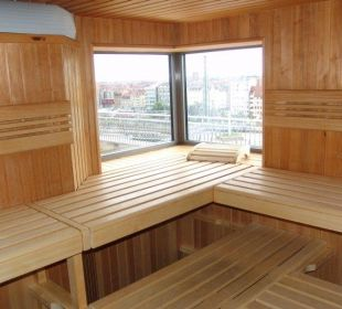 Sauna Sheraton Carlton Hotel Nürnberg