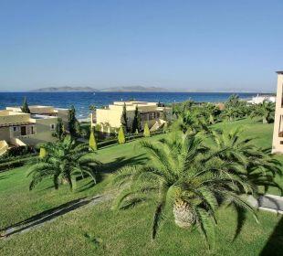 Blick nach Nordosten Hotel Horizon Beach Resort