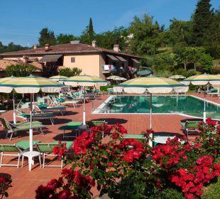 Vista piscina di giorno Hotel Sovestro