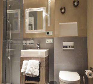 Appartement 5 - Badezimmer Stadt Chalet
