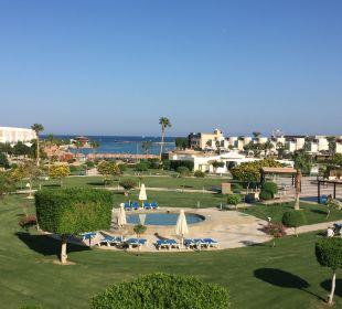 Ausblick SUNRISE Grand Select Crystal Bay Resort