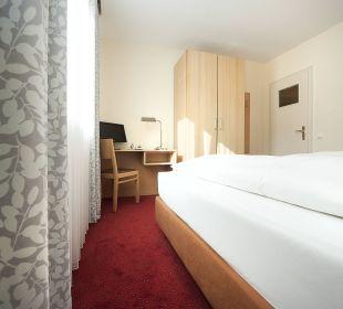 Doppelzimmer Standard Comfort Garni Hotel