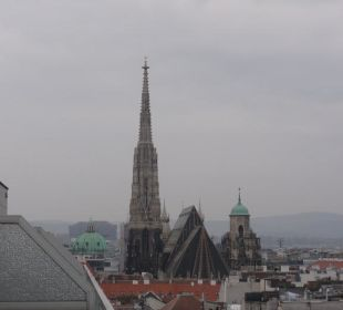 Aussicht auf Wien Hotel Am Parkring