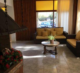 Lobby Sitzmöbel Hotel Abrat