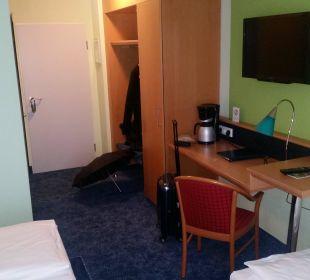 Zimmer Hotel Hanseport Hamburg
