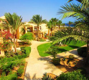 Schön und gepflegt Hotel Steigenberger Coraya Beach
