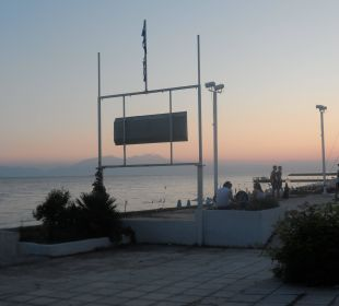 Ausblick Meer Secret Paradise Hotel and Spa