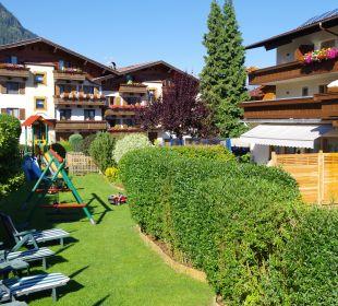 Außenansicht Angerer Familienappartements Tirol