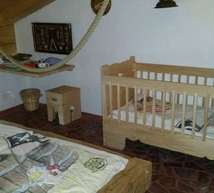 Liebevolles Kinderzimmer Hotel Hagerhof