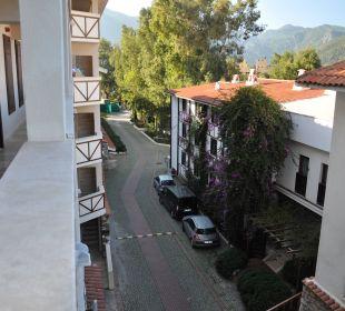 Vom Treppenhaus aus gesehen Martı Resort De Luxe