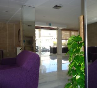 Lobby JS Hotel Sol de Can Picafort