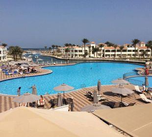 Beheizter Pool  Dana Beach Resort