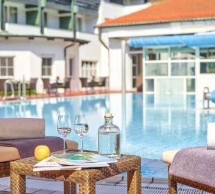 Pool Quellness Golf Resort - Das Ludwig
