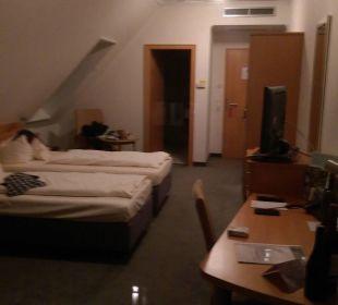 Businesszimmer Nr. 144 Ringhotel Krone Schnetzenhausen