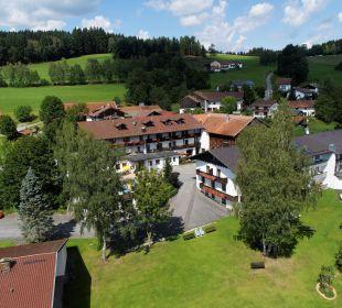 Außenansicht Berggasthof Hotel Fritz