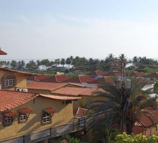 Ausblick Balkon Hotel Costa Linda