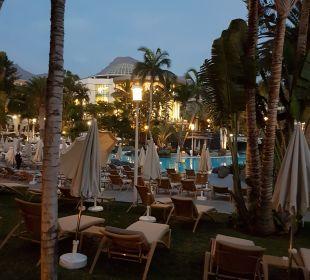 Gartenanlage Adrián Hoteles Jardines de Nivaria