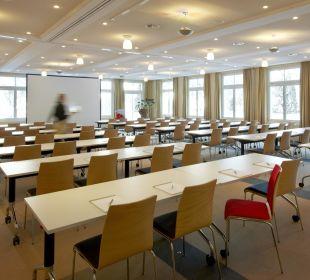 Meetingbereich Denk Tank Noelle Lenkerhof gourmet spa resort