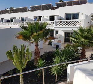Wohnbereich Hotel Las Costas