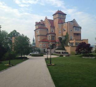 Außenansicht Hotel Hotel Schloss Mönchstein