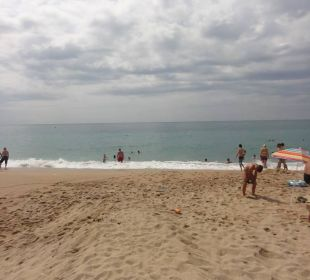 Plaża H·TOP Calella Palace