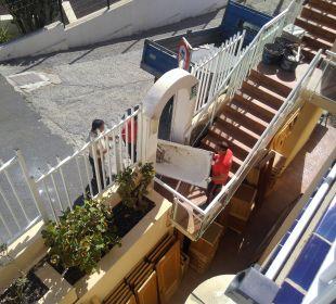 Ausblick Hotel XQ El Palacete