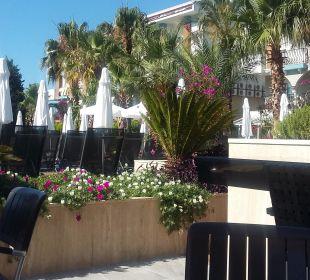 Essen unter freiem Himmel Belek Beach Resort Hotel