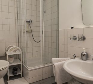 Badezimmer Pension Bismarck