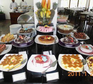 Kuchen- und Tortenbüffet