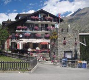 La Gorge im Sommer Hotel-Apart La Gorge