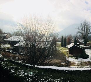 Ausblick Gästehaus Geist