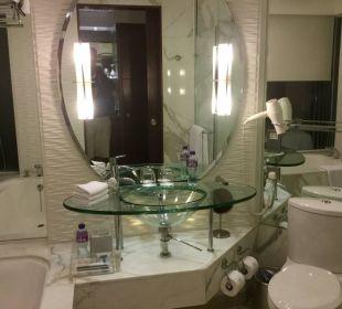 Das kleine Baderzimmer Hotel Langham Place