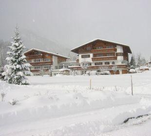 Landhaus Sammer im Schnee Landhaus Sammer Hotel Garni