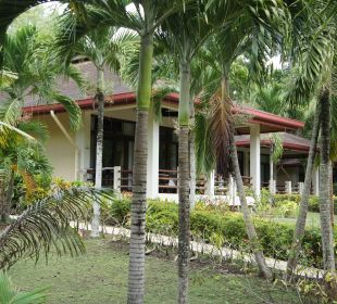 Ausblick, Villa Henann Resort