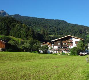 Außenansicht AlpenApart Haus Engstler
